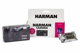 Harman reusable film camera