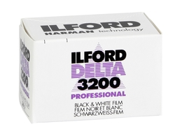 Film Ilford Delta 3200/36