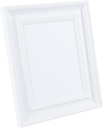 Raam Focus Charleston White 20x30 cm plastik