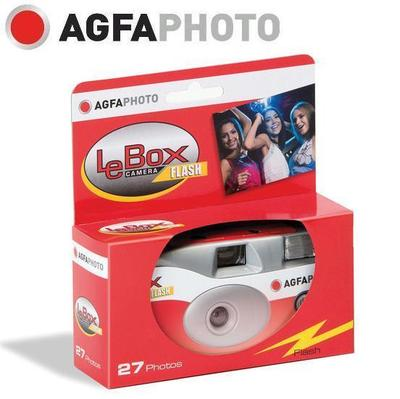 Agfa LeBox Flash 400/27 kaamera