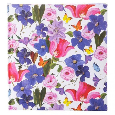 Album Garden of Colors 60 lk, 27 228, klassikaline leht 30x31 cm